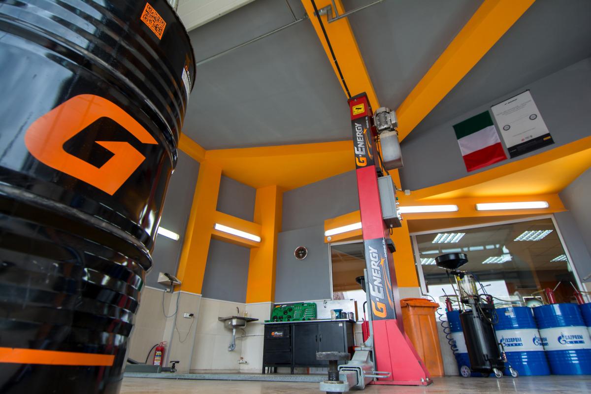 Замена масла в МКПП и двигателе - G-Energy Service