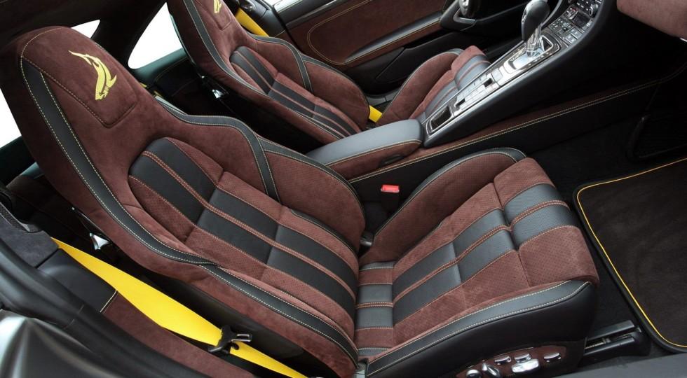 750-сильный Porsche 911 Turbo S стал последним проектом TopCar
