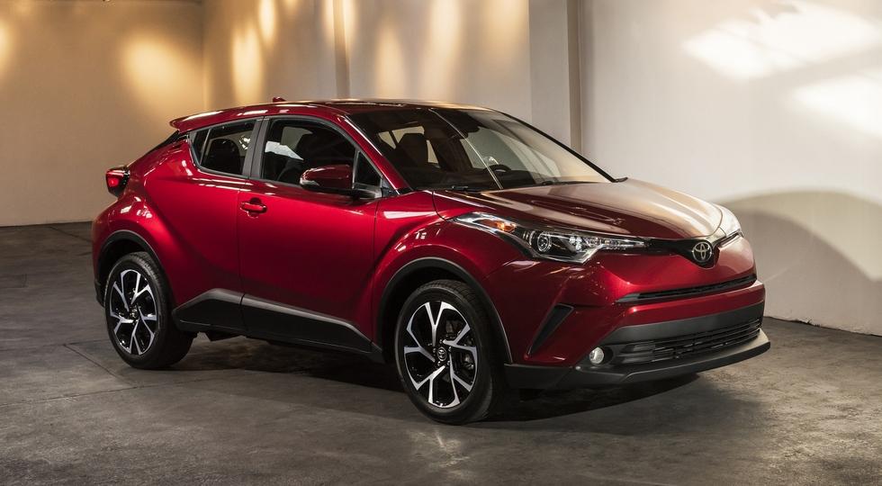 Кроссовер дешевле C-HR создаст компания Toyota к 2020 году