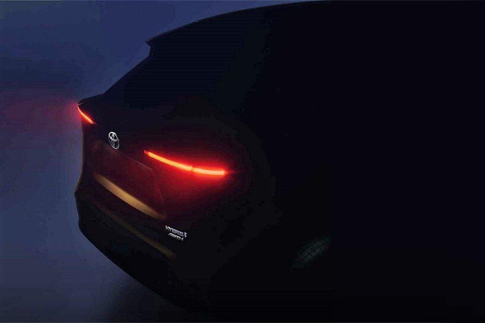 Опубликовали характеристики нового кроссовера Toyota
