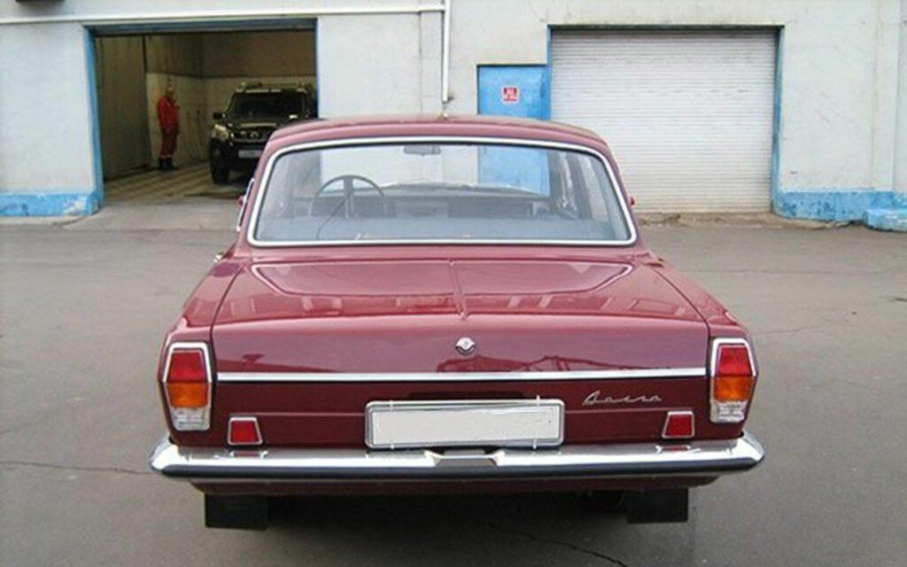 В Сети выставили на продажу ГАЗ-24 «Волгу» 1973 года за 3,7 млн рублей