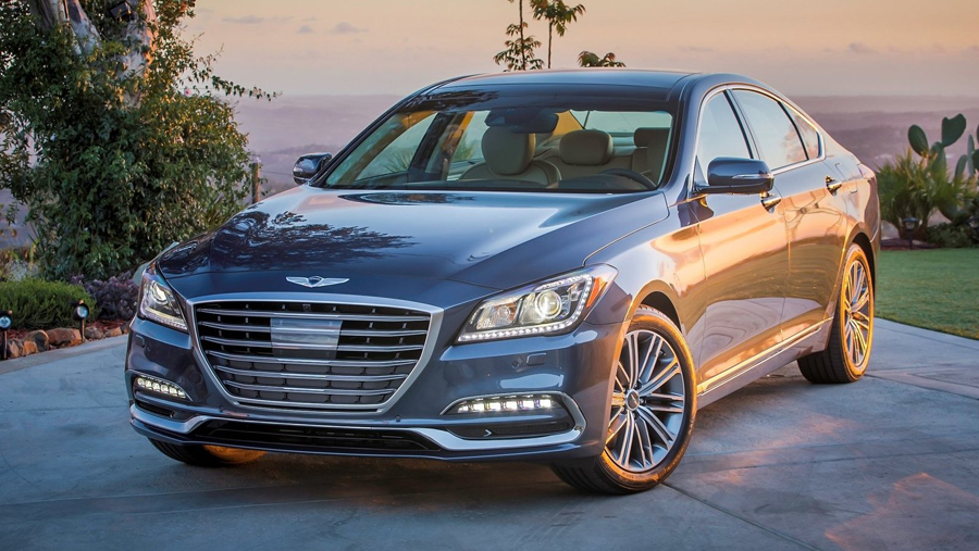 Genesis реализовал более 700 автомобилей в России с начала 2017 года