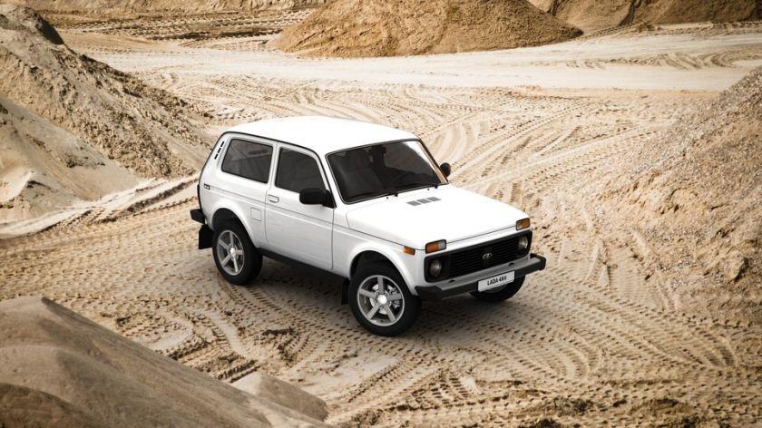 Внедорожник LADA 4x4 возглавил рейтинг сегмента SUV с пробегом