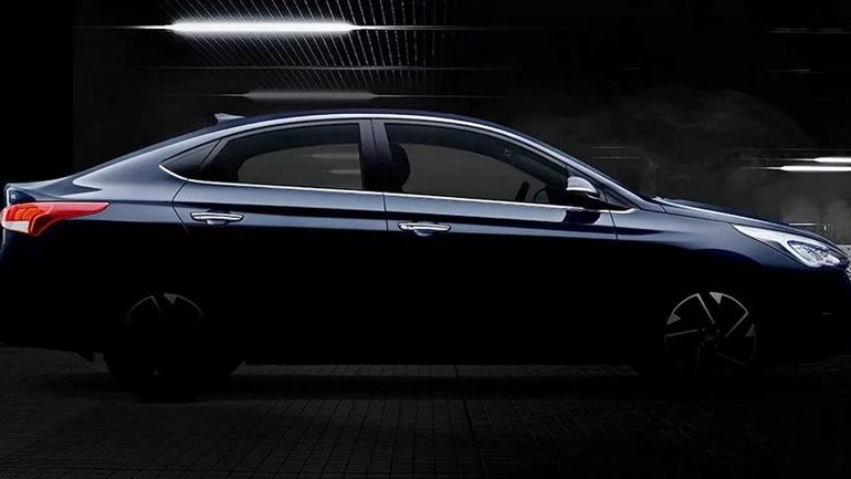 Hyundai Solaris после рестайлинга получит новые двигатели
