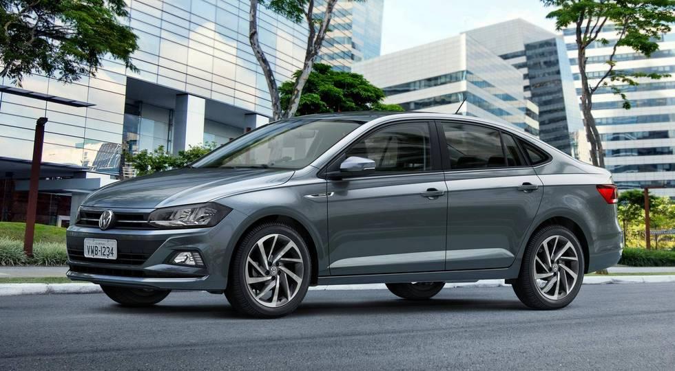 VW официально представил обновленный тип седана Polo