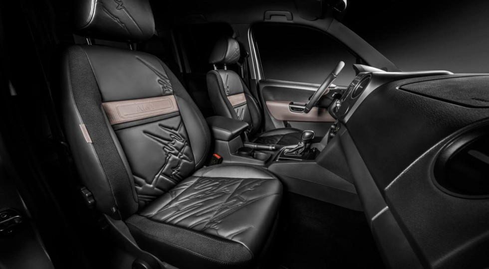 Carlex Design представили Volkswagen Amarok с пакетом доработок