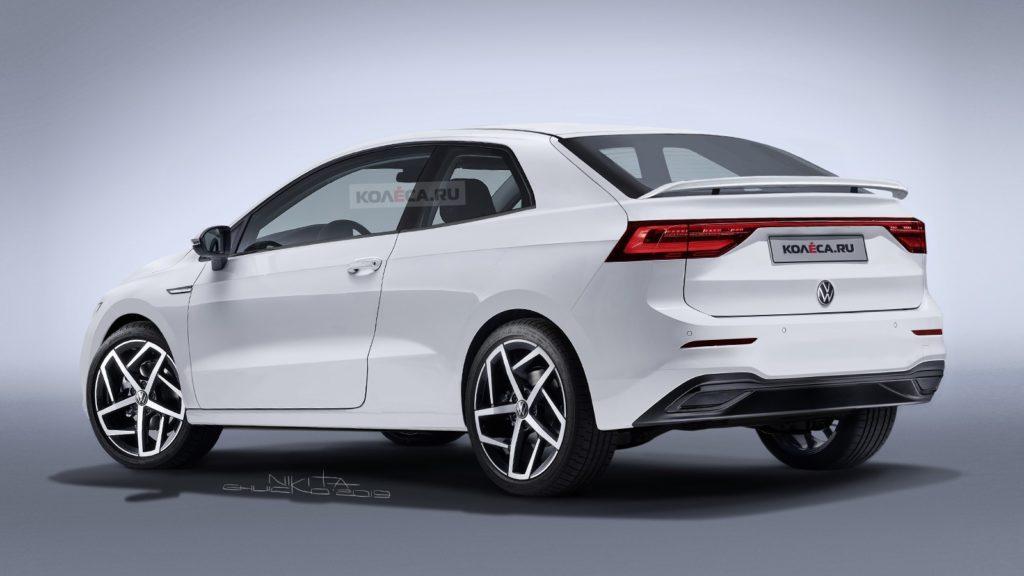 Опубликованы первые изображения возрождённого Volkswagen Corrado