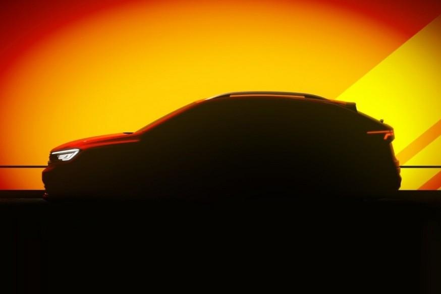 Volkswagen анонсировал купе-кроссовер Nivus