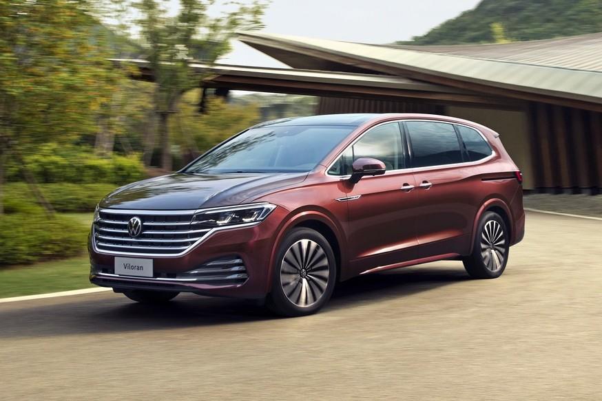 Volkswagen рассказал о новейшем минивэне Viloran