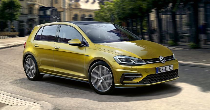 Volkswagen Golf возвращается на российский рынок по цене Tiguan