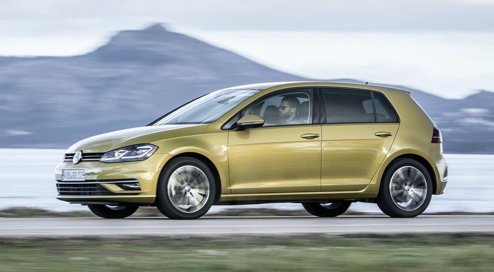 Volkswagen вернул на российский рынок хэтчбек Volkswagen Golf