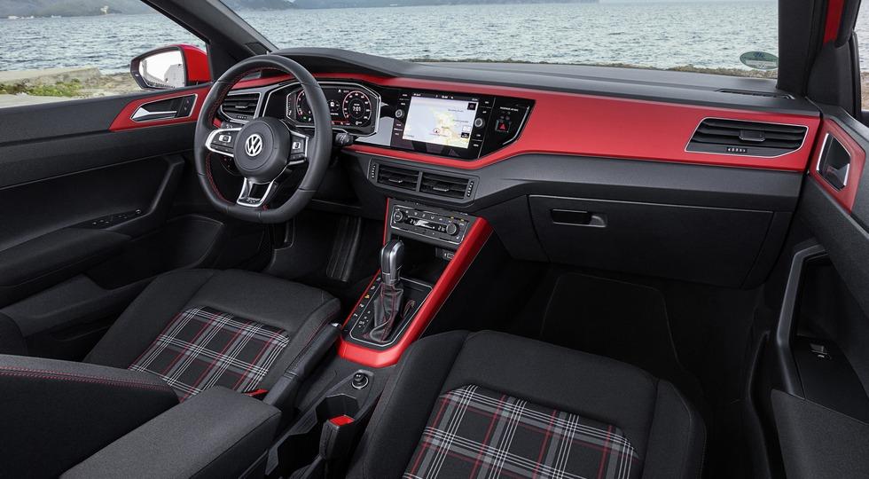 В Германии стартовали продажи нового поколения Volkswagen Polo GTI