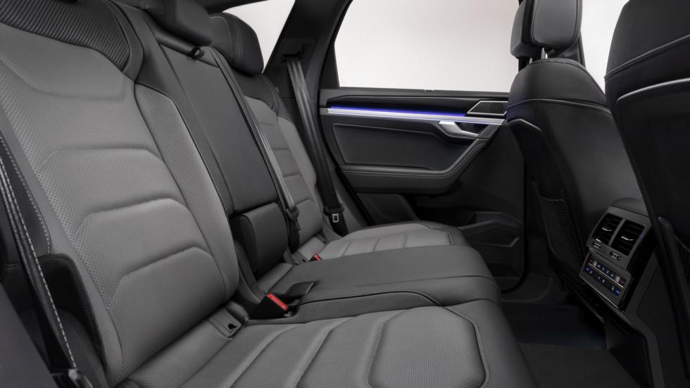 Новое поколение Volkswagen Touareg оказалось дороже Audi Q7
