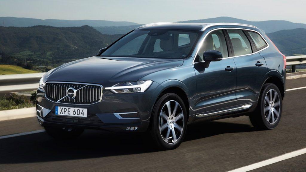 В Китае анонсирован старт продаж Volvo XC60 нового поколения