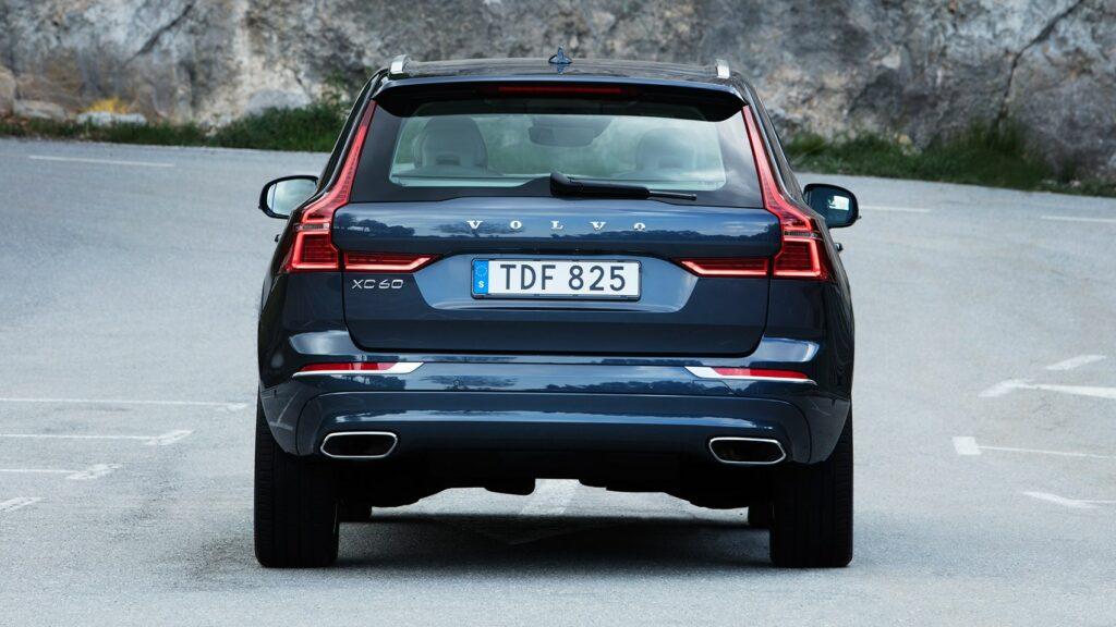 Объявлены российские цены и дата начала продаж нового Volvo XC60