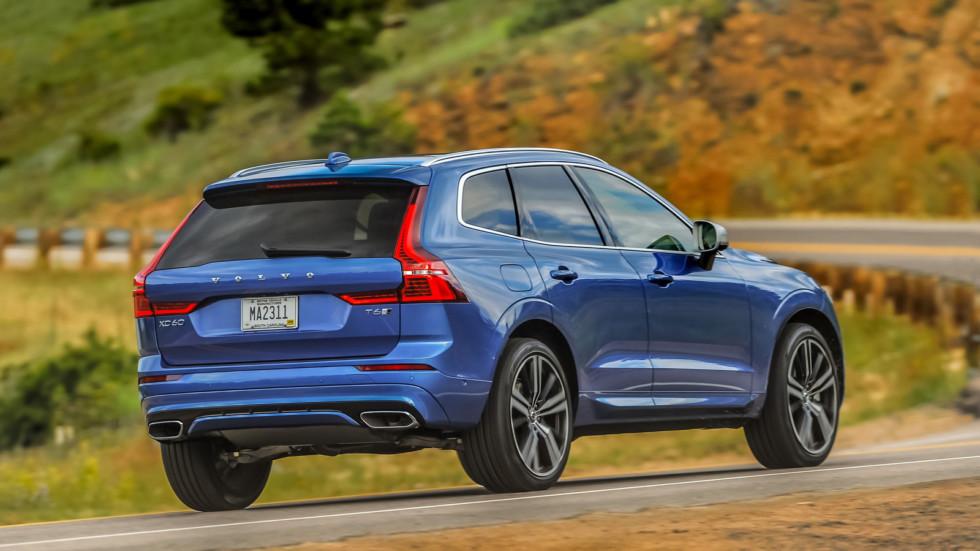 Volvo XC60 2018 подтвердил статус самого безопасного автомобиля в мире