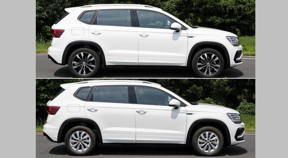 Новый кроссовер Volkswagen Tharu получит «спортивную» версию R-Line