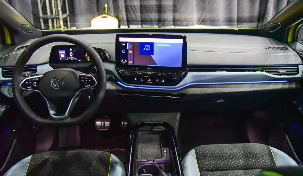 Volkswagen ID.4 обзавелся двумя новыми модификациями в Китае