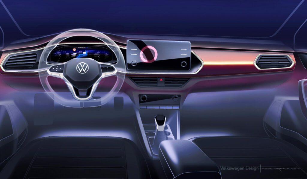 Новый Volkswagen Polo для России превратили в лифтбек