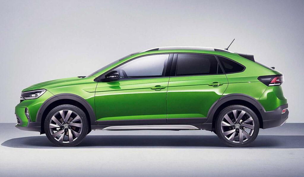 Новый крос-купе Taigo от Volkswagen может появиться на рынке РФ