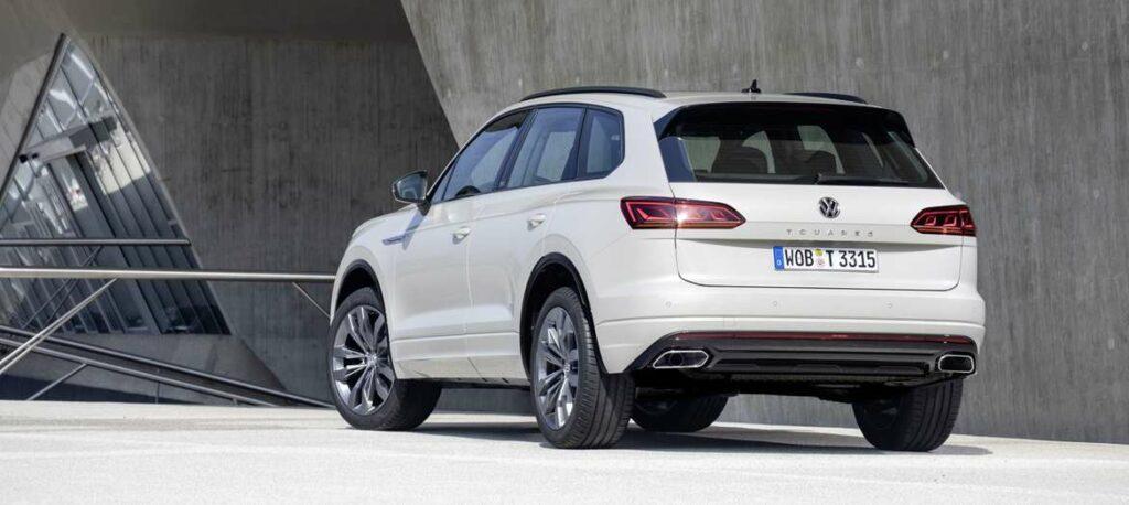 Volkswagen выпустил миллионную версию Touareg