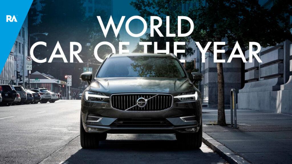 Самым лучшим в мире автомобилем стал кроссовер Volvo XC60