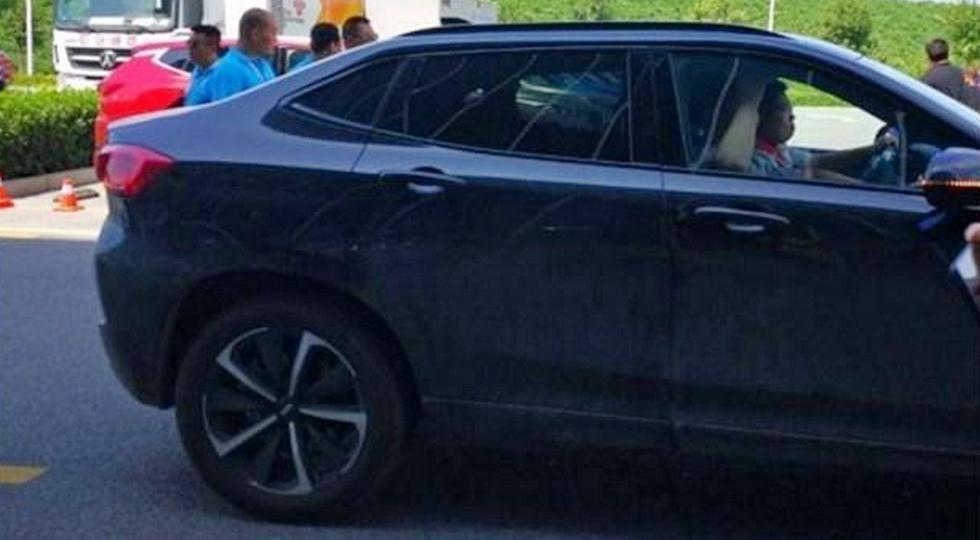 Премиальный суббренд Wey скоро покажет кросс-купе VV7 GT