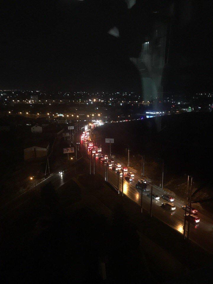 Жуткое ДТП с участием трех автомобилей произошло в Севастополе