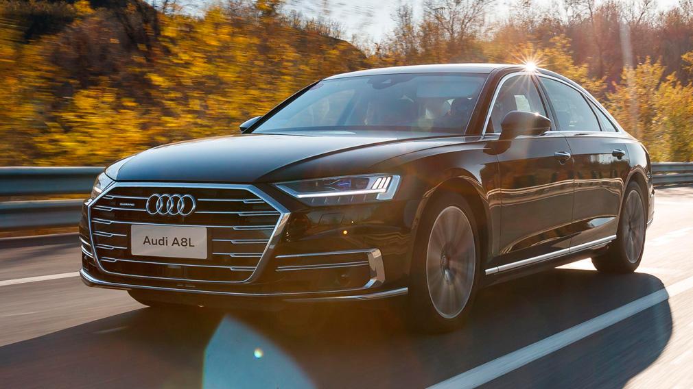 В России стал доступен для заказа Audi стоимостью 55 млн рублей