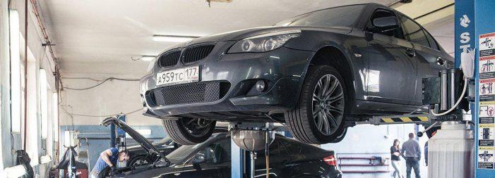 """Техническое обслуживание автомобилей торговой марки """"БМВ"""": особенности"""