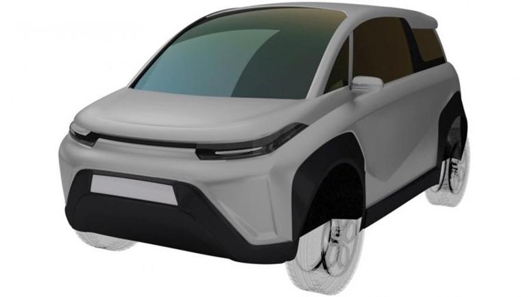 В России опубликованы патентные изображения электромобиля Zetta