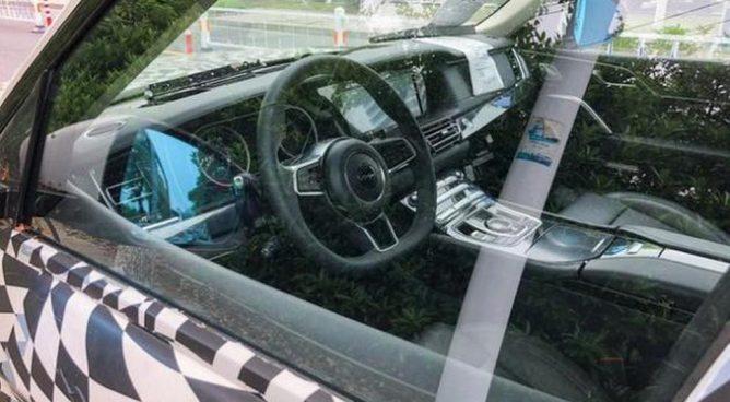 Zotye готовит «клона» Range Rover Sport в лице кроссовера Zotye Т900